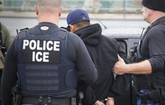 Trump Considers Pulling ICE Out of California