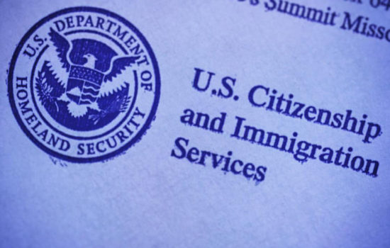 Citizenship Agency Deletes 'Nation of Immigrants' From Mission Statement