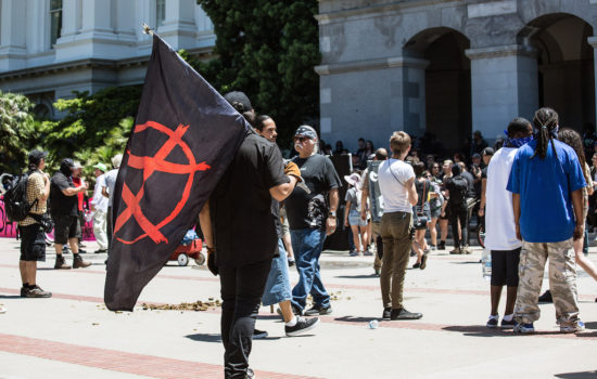 Police Helping California Neo-Nazis, Report Finds