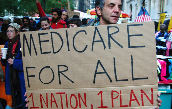 A Proposal Designed to Confuse Public and Prevent 'Medicare for All'