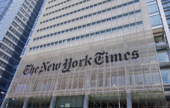 How The New York Times Flubs Its Terrorism Coverage