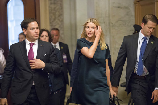 Ivanka Trump and Marco Rubio's Plan Could Hurt Women, Social Security