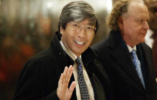 Patrick Soon-Shiong Brings Hope to the Los Angeles Times