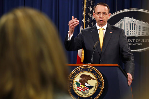 13 Russians Indicted in Election Meddling