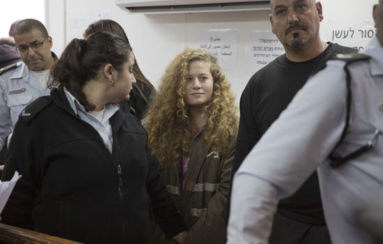 We Are All Ahed Tamimi