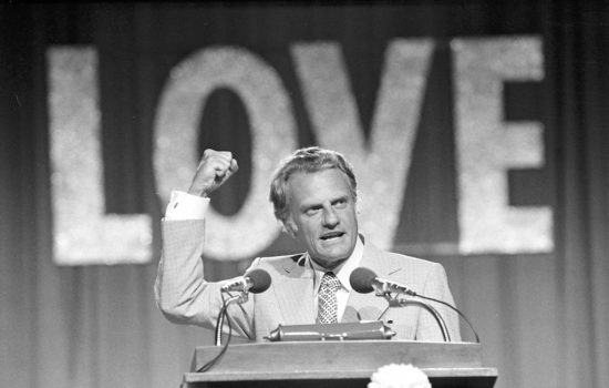 The Last Real Evangelical
