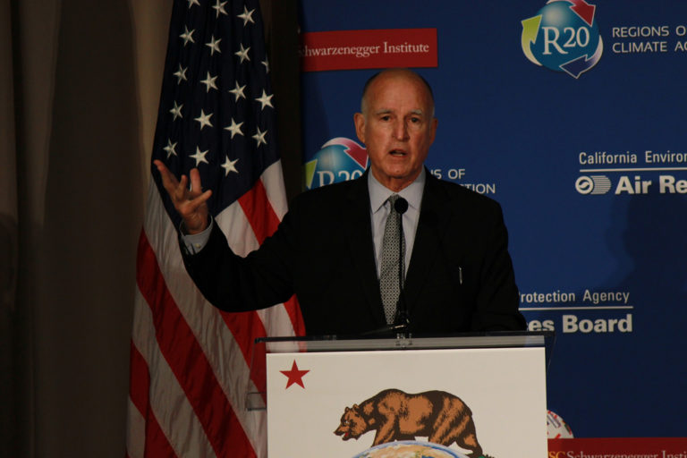 How Jerry Brown Turned California Into a Model for America