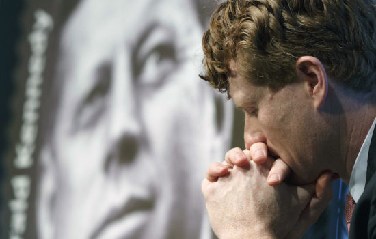 Joe Kennedy III, a False Progressive Idol Like JFK