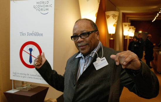 Quincy Jones Knows Why Hillary Clinton Is So Disliked