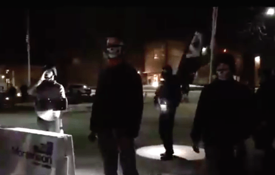 Rioters Storm Peaceful Protest at Conservative's Campus Speech