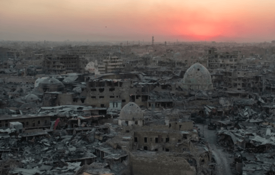 After Destroying Iraq, U.S. Won't Give a Dime to Reconstruction