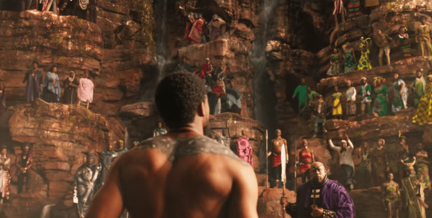 'Black Panther' Is Rich in Supernatural Resources
