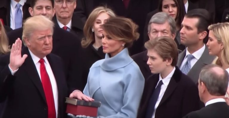 Is Trump's Presidency a Tragic Comedy or a Comic Tragedy? (Video)