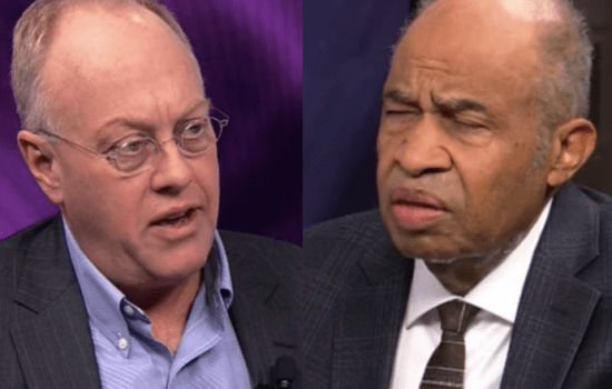 Chris Hedges, Carl Anthony: Oppression in Architecture  (Video)