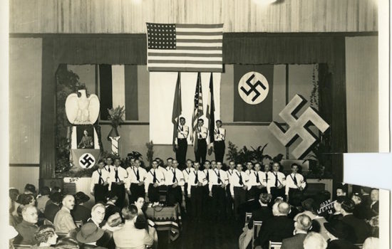 Nazis in Los Angeles