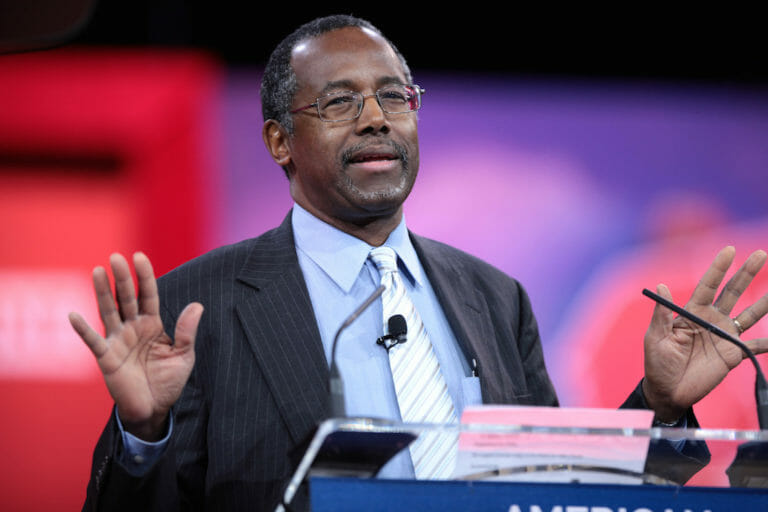 It's Not the Upholstery, Secretary Carson, It's the Cover-up