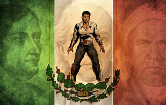 Will the Next 'Black Panther' Be a Latino Superhero?