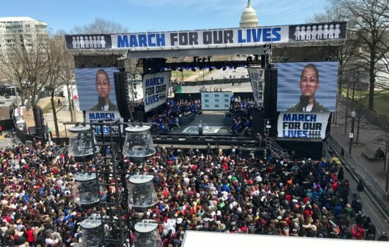 'March for Our Lives': 'Don't I Deserve To Grow Up?' (Live Blog)