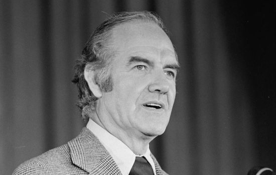 Where Have You Gone, George McGovern?