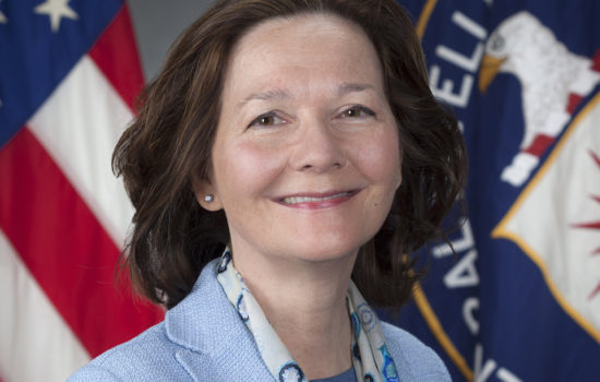 'Bloody Gina' Should Not Lead the CIA