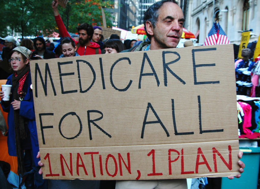 The Time for Medicare-for-All Has Finally Arrived