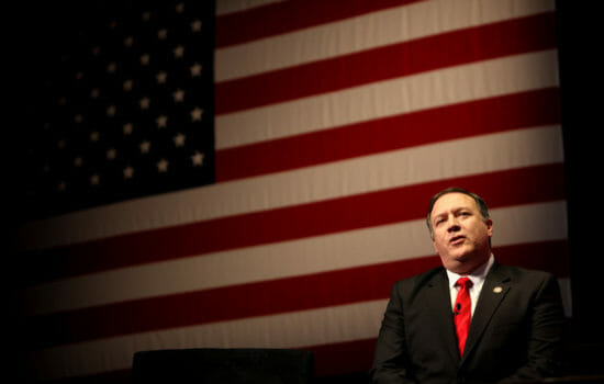 Mike Pompeo, a Statesman Opposed to Peace