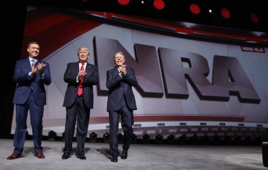The NRA's Real Mission
