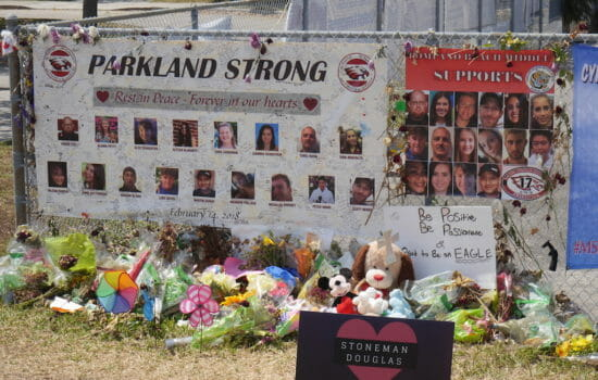 Parkland: Speaking With One Voice (Photos)