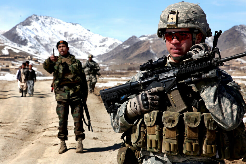 The American War Machine Has Been Completely Unleashed