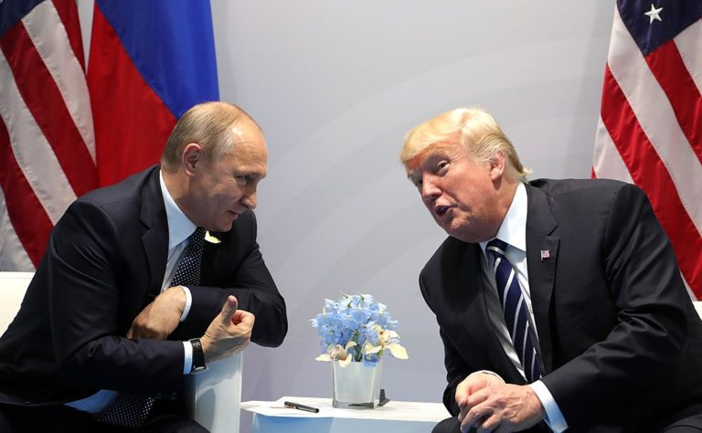 U.S. Should Accept Putin's Offer to Negotiate on Nukes