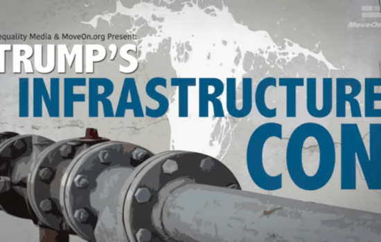 The Humongous Infrastructure Con (Video)