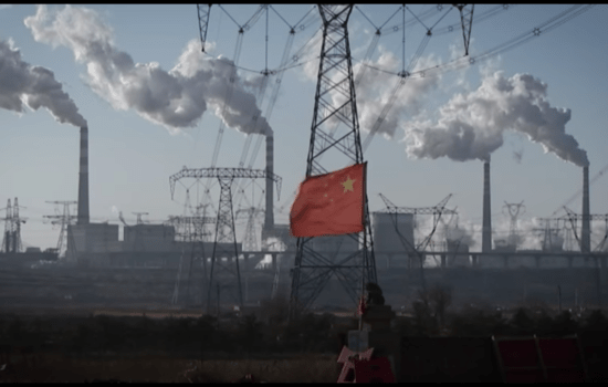 China Meets Carbon Goals Early, but It Isn't Enough