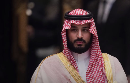 Saudi Prince Hypocritically Touts Religious Tolerance in New York City