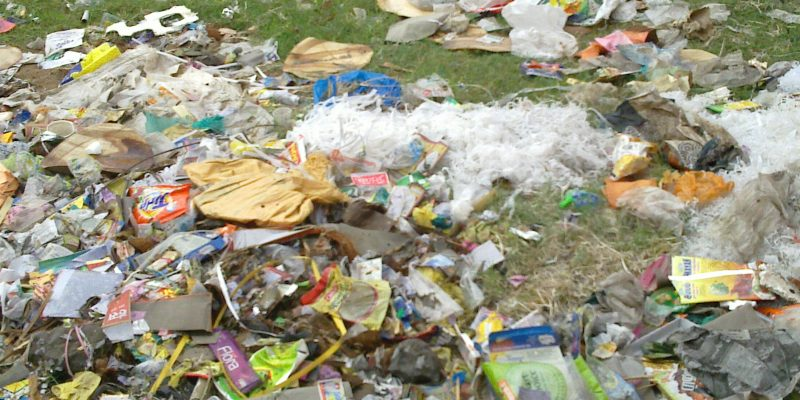 Plastic Particles Threaten to Swamp the Planet