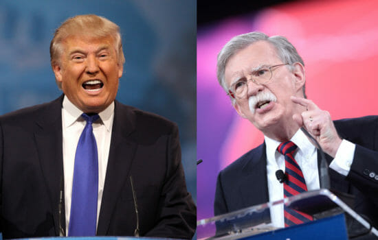 The Mad Man Theory: Nixon, Trump and Bolton