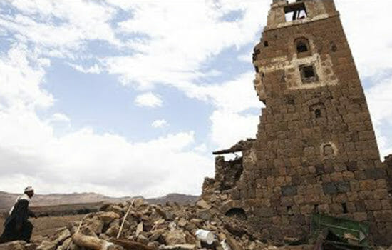 The Ruinous War on Yemen