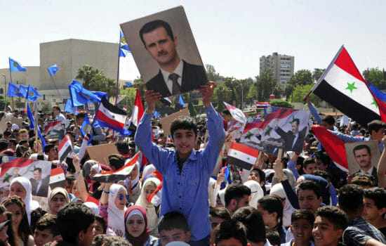 Syria Controversy: Who Supports Assad in the Civil War?