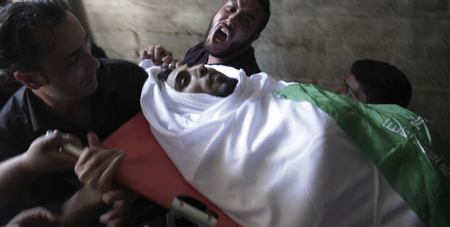 After Latest Gaza Slaughter: Open an Investigation, End the Occupation