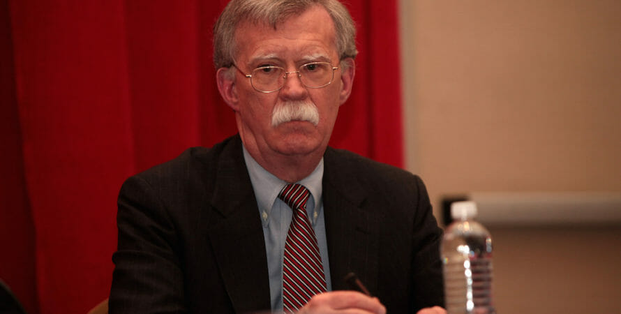 Did John Bolton Leak Intelligence to Sabotage a Trump-Kim Deal?