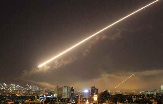 How 'Russiagate' Produced the Missile Attack on Syria