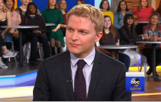 Ronan Farrow: Clinton Nearly Refused Interview Because of His Reporting on Weinstein