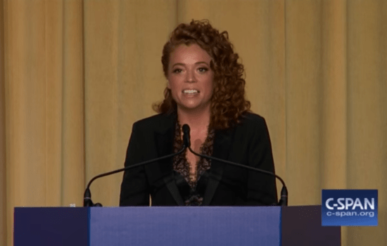 Michelle Wolf Blasts Media for Profiting Off Trump, the 'Monster' It Created (Video)