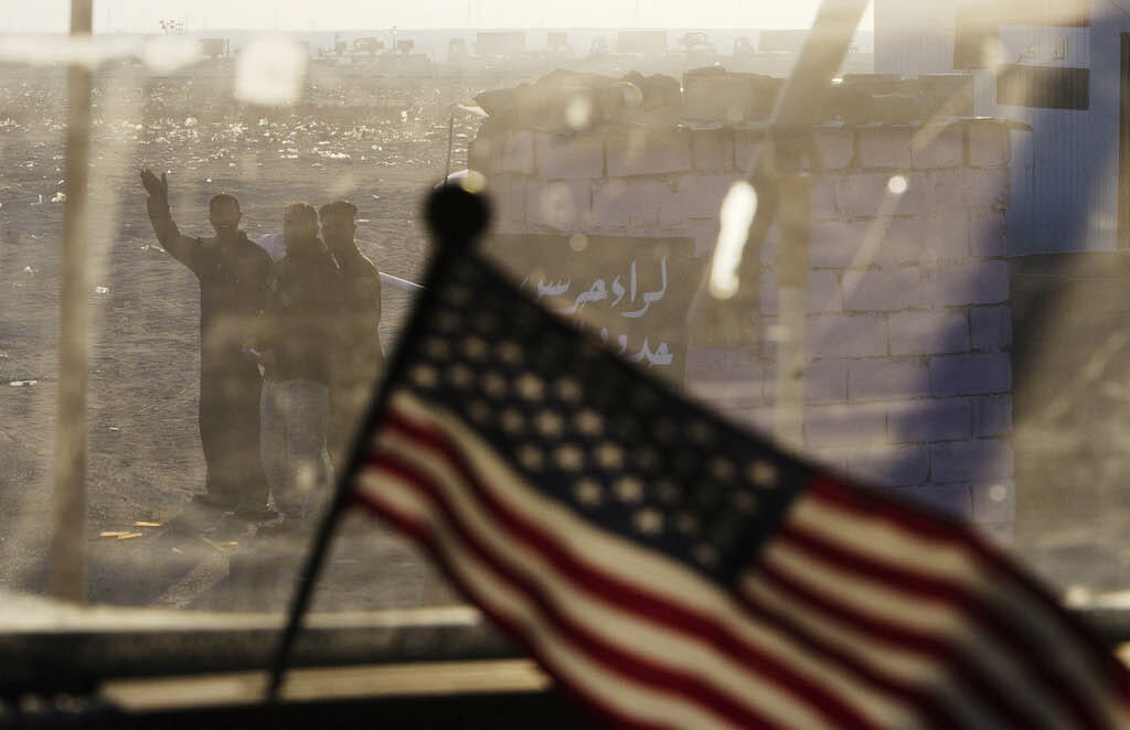 The U.S. Could Tear Iraq Apart Yet Again