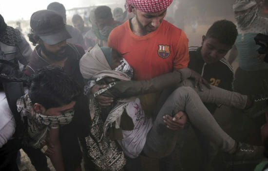 Arms Embargo on Israel Is Needed as Military Unlawfully Kills and Maims Gaza Protesters