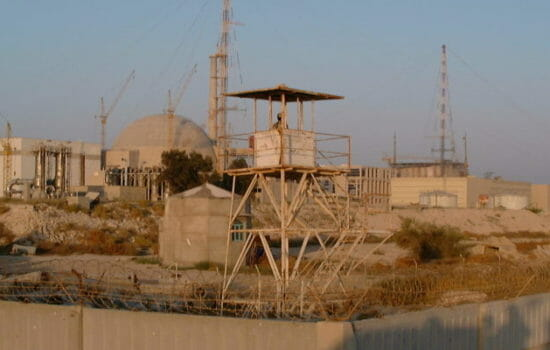 Nuclear Power Firms Woo Middle East
