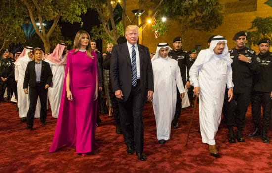 How the Saudis Took Trump for a Ride