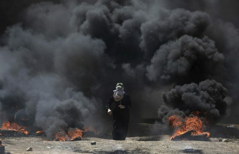 Can Palestinians Be Killed by Israelis? Or Do They Only 'Die'?