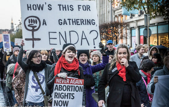Irish Expats Fly Home for Vote on Abortion