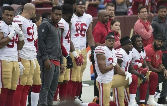 NFL Confirms Critics' Worst Suspicions About Anti-Kneeling Policy
