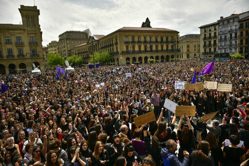 Thousands Protest Ruling in Spanish 'Wolf Pack' Sexual Assault Trial